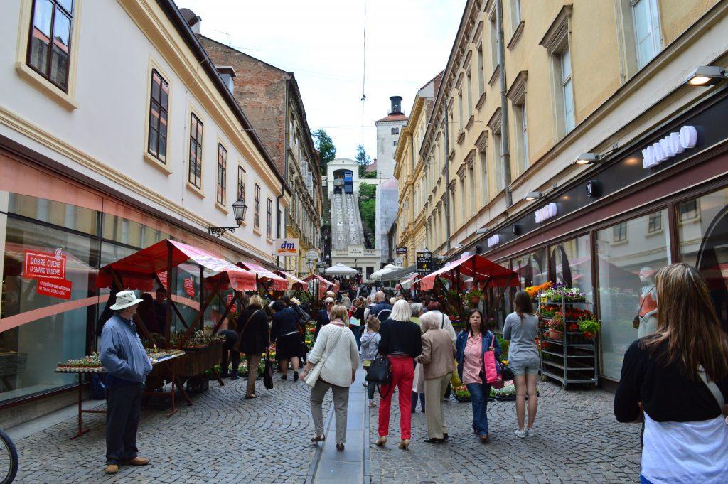 Kabeltrein Zagreb