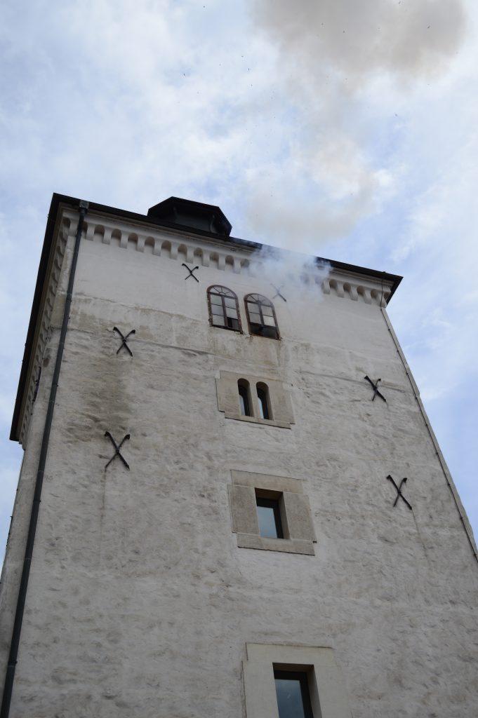 Lotrscak toren Zagreb
