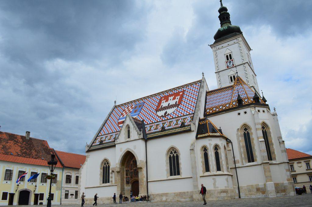 Sint Marcuskerk Zagreb
