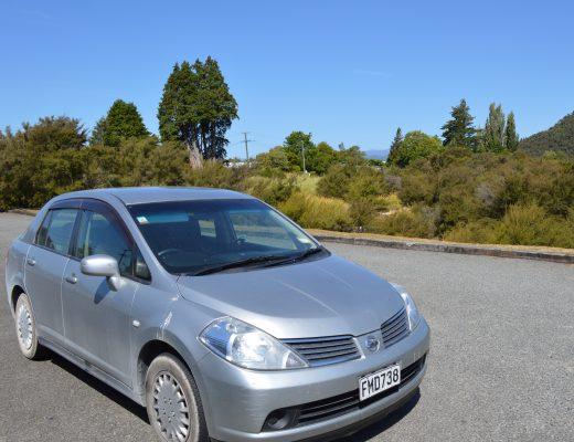 Relocation Auto Nieuw Zeeland