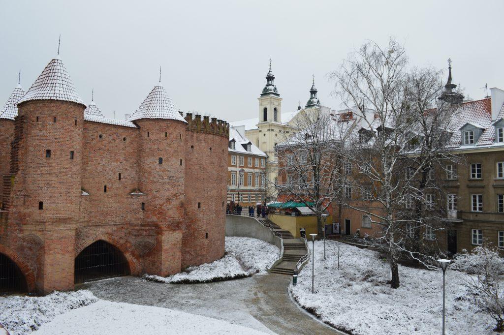 Warschau Oude Stad