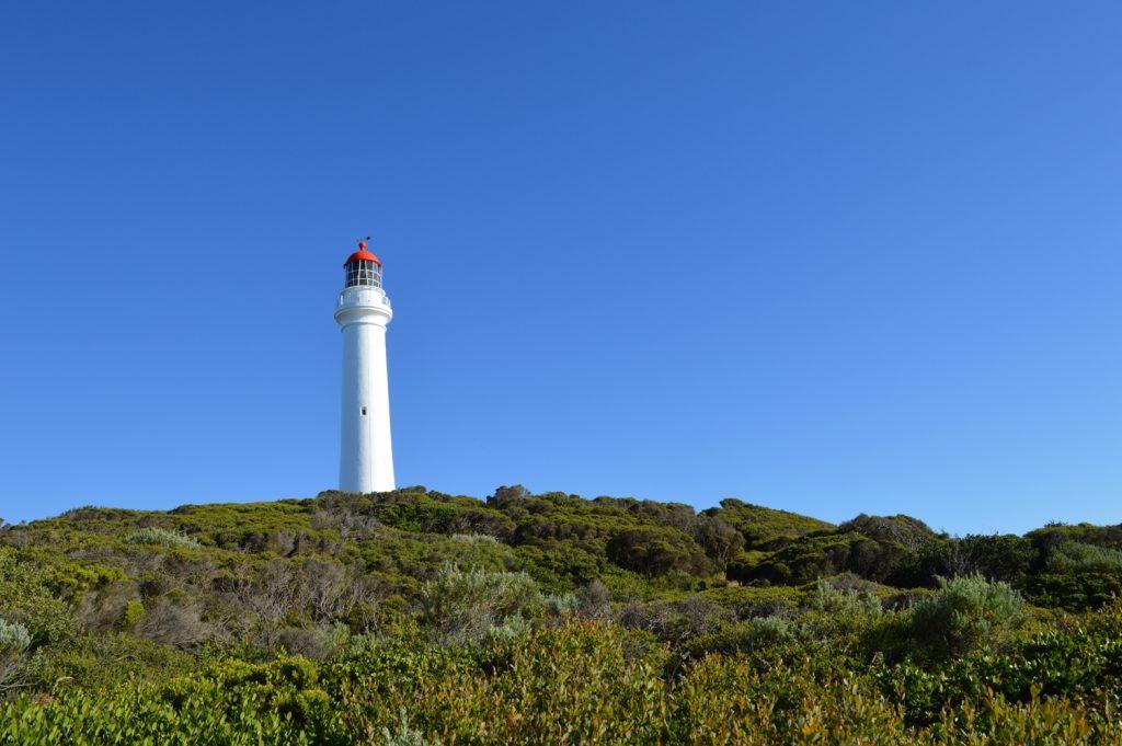 Vuurtoren Great Ocean Road Split Point Lighthouse