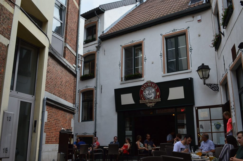 Domus Brouwerij Leuven