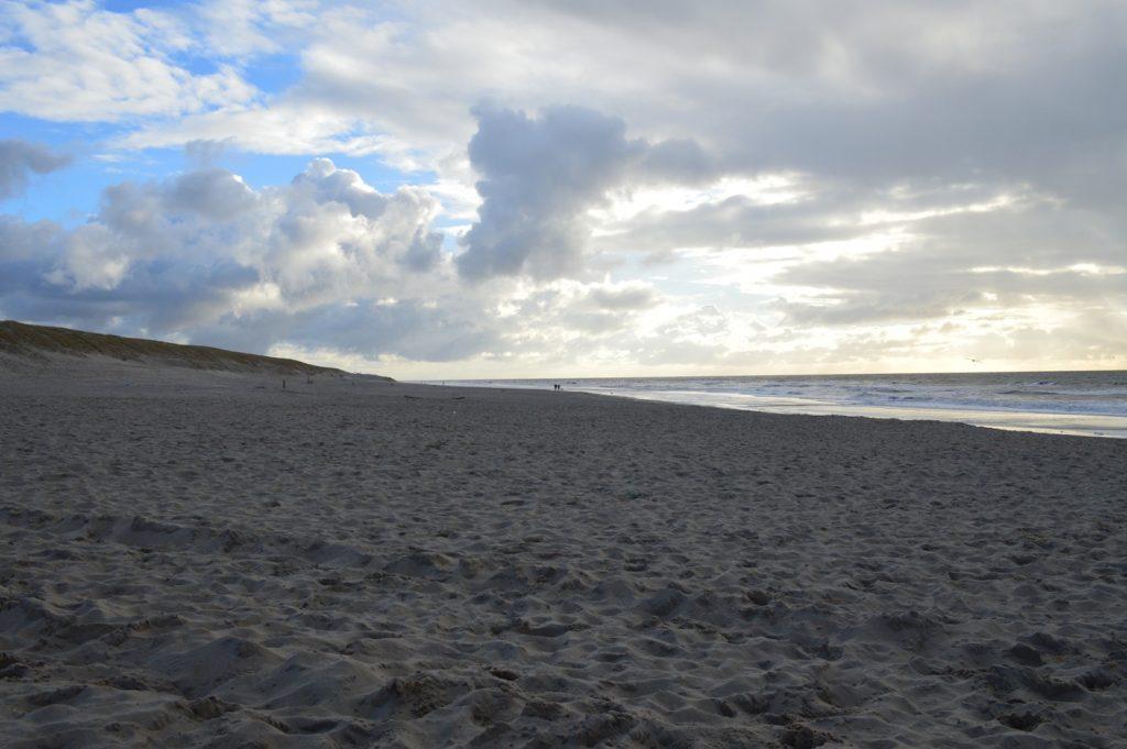Wat te doen op Texel - strand