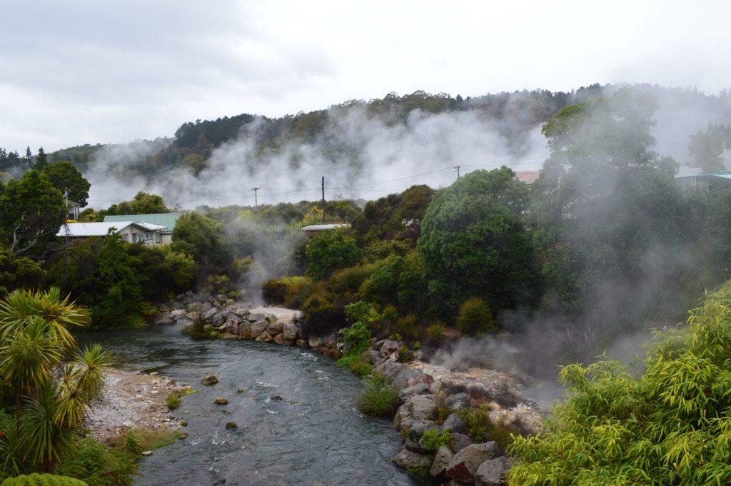 Rotorua Nieuw Zeeland