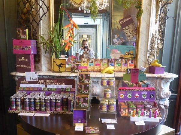Chocoladetour Antwerpen