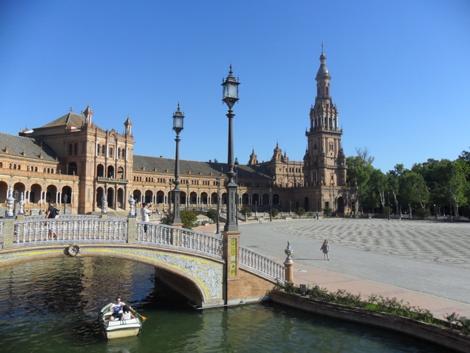 Sevilla stedentrip Spanje