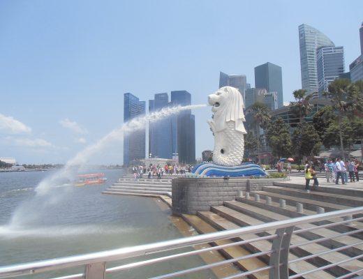 Stopover Singapore