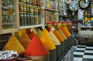 Kruiden Marrakech