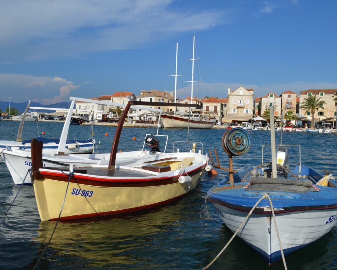 Kroatië eiland Brac