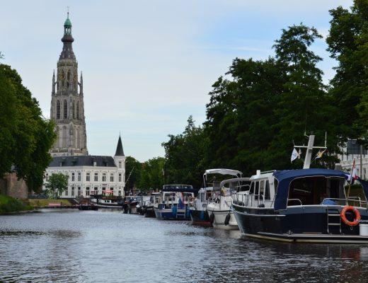 Wat te doen in Breda Grote Kerk Haven Valkenberg