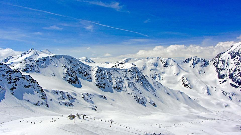Wintersporten in Oostenrijk