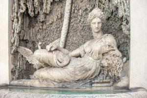 Fontana delle Quattro Fontan