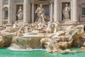 Trevi Fontein Rome
