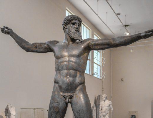 Poseidon or Zeus Athens